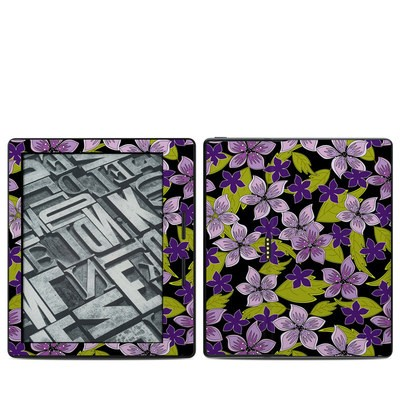 Amazon Kindle Oasis Skin - Lilac
