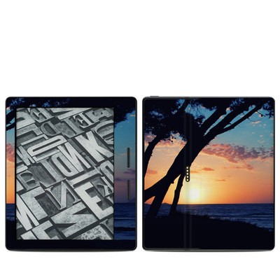 Amazon Kindle Oasis Skin - Mallorca Sunrise