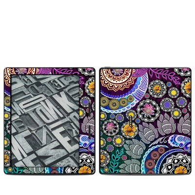 Amazon Kindle Oasis Skin - Mehndi Garden