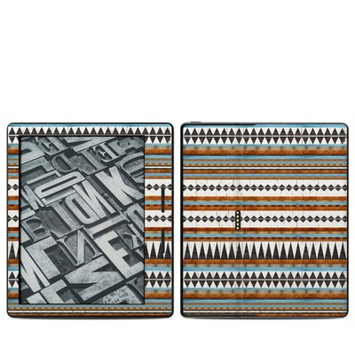 Amazon Kindle Oasis Skin - Navajo