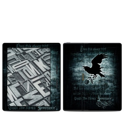 Amazon Kindle Oasis Skin - Nevermore