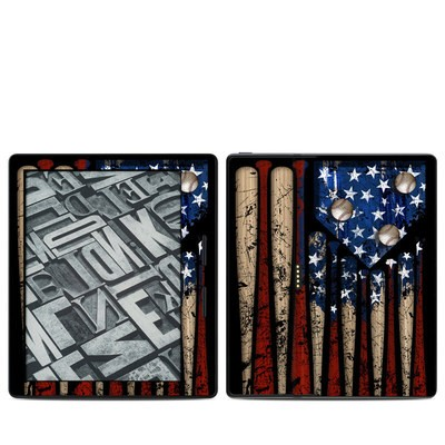 Amazon Kindle Oasis Skin - Old Glory