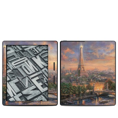 Amazon Kindle Oasis Skin - Paris City of Love