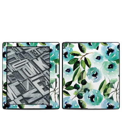 Amazon Kindle Oasis Skin - Peonies