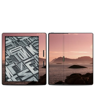 Amazon Kindle Oasis Skin - Pink Sea