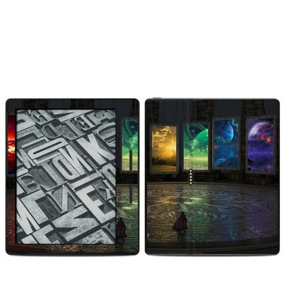 Amazon Kindle Oasis Skin - Portals