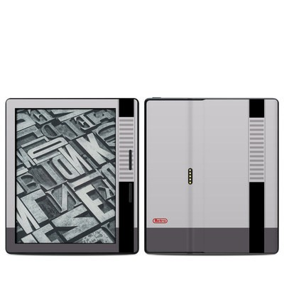 Amazon Kindle Oasis Skin - Retro Horizontal