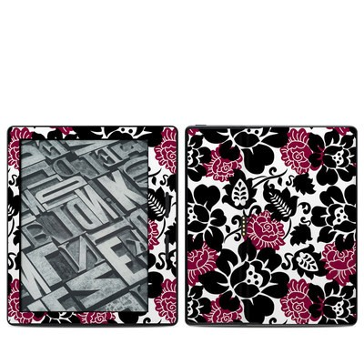 Amazon Kindle Oasis Skin - Rose Noir