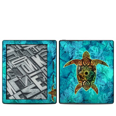 Amazon Kindle Oasis Skin - Sacred Honu