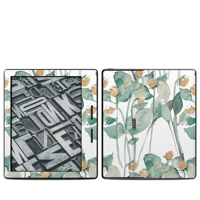 Amazon Kindle Oasis Skin - Sage