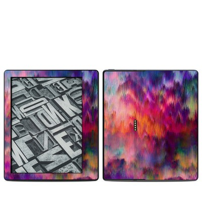 Amazon Kindle Oasis Skin - Sunset Storm