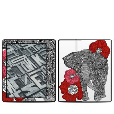 Amazon Kindle Oasis Skin - The Elephant