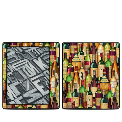 Amazon Kindle Oasis Skin - Time For Wine