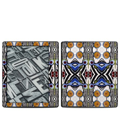 Amazon Kindle Oasis Skin - Tribal Sun