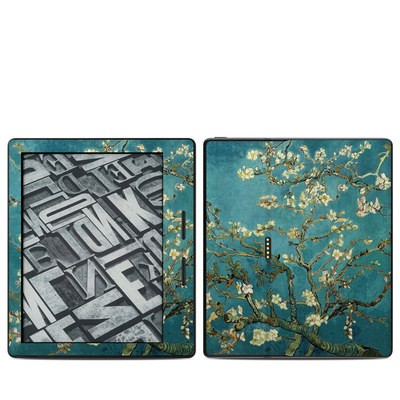 Amazon Kindle Oasis Skin - Blossoming Almond Tree