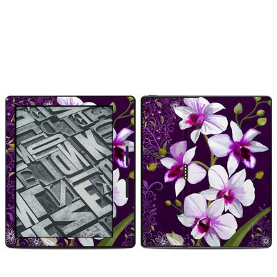 Amazon Kindle Oasis Skin - Violet Worlds