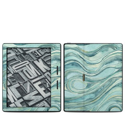 Amazon Kindle Oasis Skin - Waves