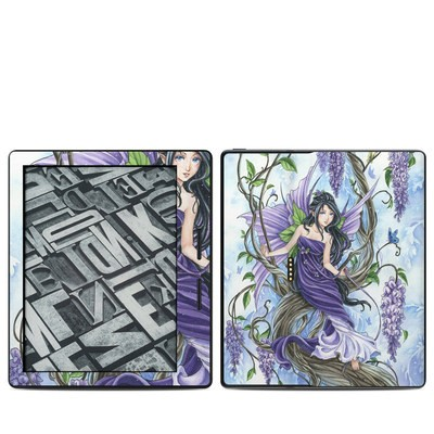 Amazon Kindle Oasis Skin - Wisteria