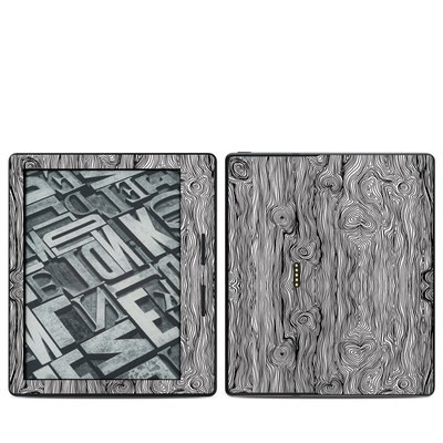Amazon Kindle Oasis Skin - Woodgrain