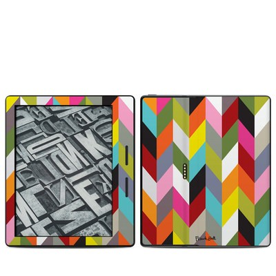 Amazon Kindle Oasis Skin - Ziggy Condensed