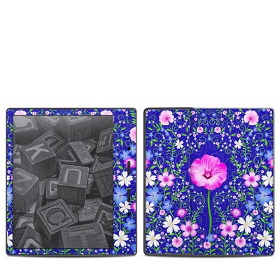 Amazon Kindle Oasis 2017 Skin - Floral Harmony