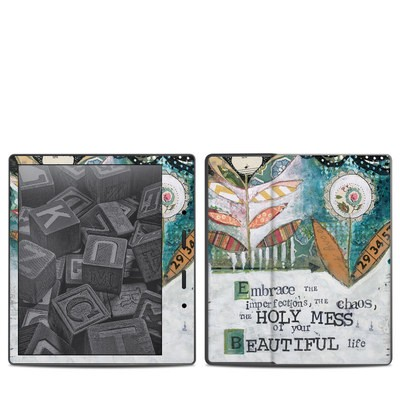 Amazon Kindle Oasis 2017 Skin - Holy Mess