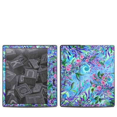 Amazon Kindle Oasis 2017 Skin - Lavender Flowers