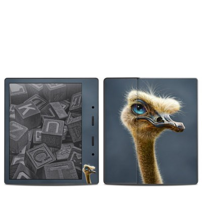 Amazon Kindle Oasis 2017 Skin - Ostrich Totem