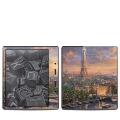 Amazon Kindle Oasis 2017 Skin - Paris City of Love