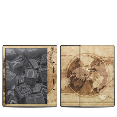 Amazon Kindle Oasis 2017 Skin - Quest