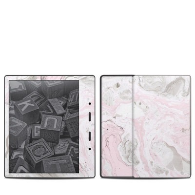 Amazon Kindle Oasis 2017 Skin - Rosa Marble
