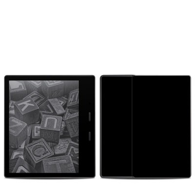 Amazon Kindle Oasis 2017 Skin - Solid State Black