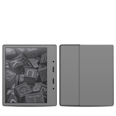 Amazon Kindle Oasis 2017 Skin - Solid State Grey