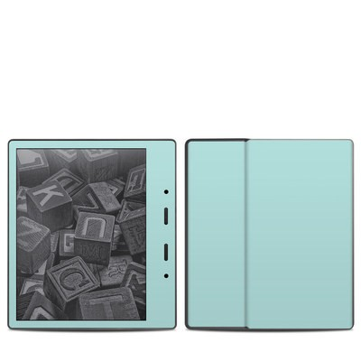 Amazon Kindle Oasis 2017 Skin - Solid State Mint