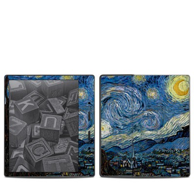 Amazon Kindle Oasis 2017 Skin - Starry Night