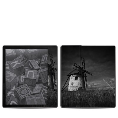 Amazon Kindle Oasis 2017 Skin - The Windmill