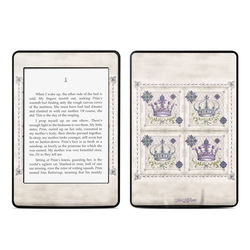 Amazon Kindle Paperwhite Skin - Purple Crown