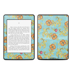 Amazon Kindle Paperwhite Skin - Garden Jewel