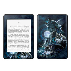 Amazon Kindle Paperwhite Skin - Howling