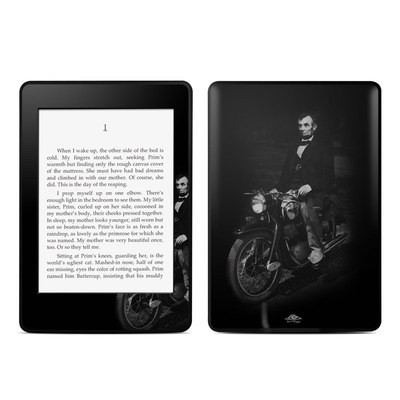 Amazon Kindle Paperwhite Skin - Abe