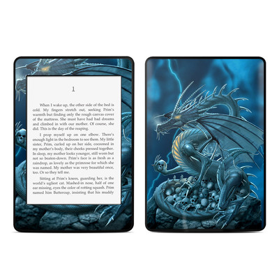 Amazon Kindle Paperwhite Skin - Abolisher