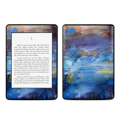 Amazon Kindle Paperwhite Skin - Abyss