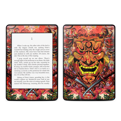 Amazon Kindle Paperwhite Skin - Asian Crest