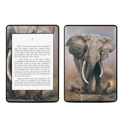 Amazon Kindle Paperwhite Skin - African Elephant