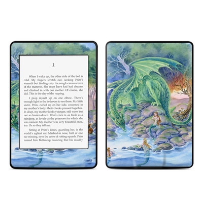Amazon Kindle Paperwhite Skin - Of Air And Sea