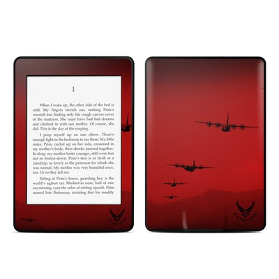 Amazon Kindle Paperwhite Skin - Air Traffic