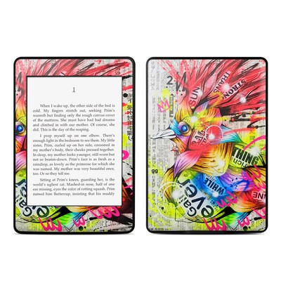 Amazon Kindle Paperwhite Skin - Akaitori