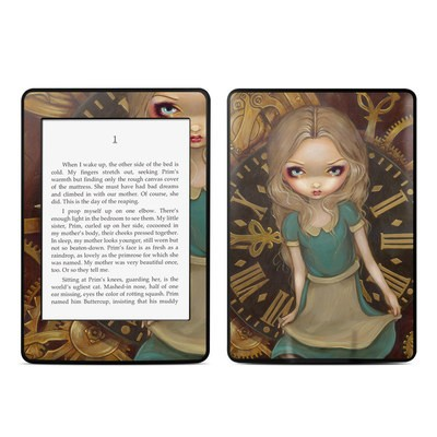 Amazon Kindle Paperwhite Skin - Alice Clockwork