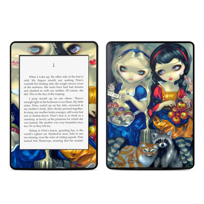 Amazon Kindle Paperwhite Skin - Alice & Snow White
