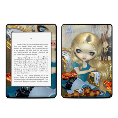 Amazon Kindle Paperwhite Skin - Alice in a Dali Dream